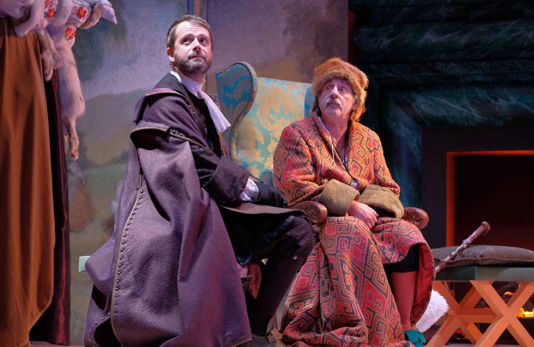 Le Malade imaginaire - Daniel Auteuil - Theatre de Paris - SYMA News - florence yeremian - Moliere