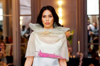 Mode Feerie - SYMA News - Fashion week - ITHOROTZ - Florence Yeremian - Mazarine Couture