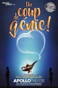 Un coup de Génie - Process Comedy - Apollo Theatre - Paris - Rires - SYMA News - Florence Yeremian