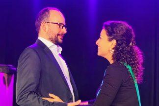 Un coup de Génie - Process Comedy - Apollo Theatre - Paris - Thierry Simon - SYMA News - Florence Yeremian - Saint Valentin - Amour - Love - Couple - Dispute