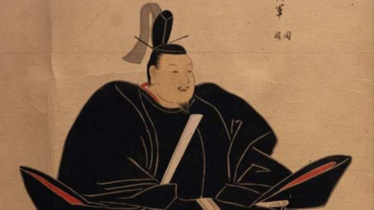 Takeda Shingen kofu japon temple bouddhisme histoire sengoku yamanashi prefecture chateau japonais