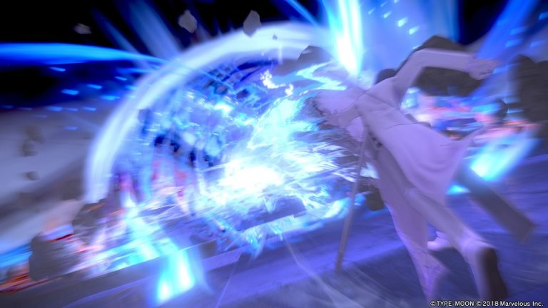 Fate Extella Link Marvelous PS4 action RPG jeu de roles