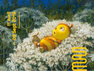 Drôles de petites bêtes - Antoon Krings - Musée des arts décoratifs - exposition - syma news - florence yeremian - expo - enfants - lecture - livre - dessin - loulou le pou - mireille l'abeille - illustration - MAD - Arts Déco
