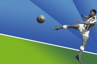 Expo - Exposition - Foot - Football - IMA - Monde Arabe - Arabe - Institut du monde arabe - FFF - Jack Lang - Zidane - FLN - Dahmane Defnoun - Coupe du monde - Pelé - Nejmeh SC - Ben Barek - SYMA News