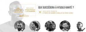 Trophées UNFP - UNFP - SYMA News - Foot - football - ligue 1 - Ligue 2 - division 1 - D1 Féminine - Neymar JR - Mbappé - Steve Mandanda - Unai Emery - PSG - Marozsan - Katoto - Diego Rigonato - Paul Bernardoni - David Guion - Renaud Cohade - Frederix Antonetti - Neymar - Rudi garcia - Ngolo Kante - LFP - pavillon Gabriel - FFF