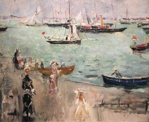 Berthe Morisot - orsay - musée d'Orsay - peintre - femme peintre - impressionnistes - impressionnisme - peinture - art - florence yeremian - syma news - expo - exposition - exhibition - maternité - motherhood - museum