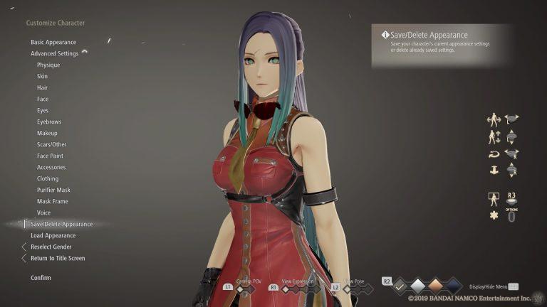 Code Vein Bandai Namco PS4 Xbox One jeu vidéo PC Steam action RPG post apocalyptique