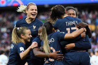 coupe du monde féminine 2019 - les bleues - foot féminin - foot - football - cdm 2019 - Syma News - soccer