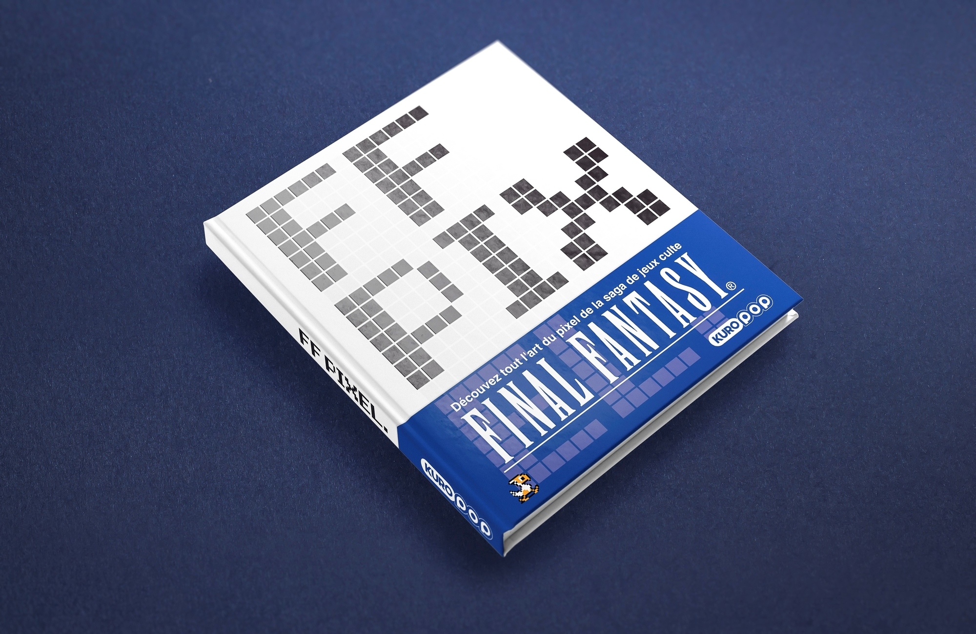 Ff Pixel Un Livre Plein De Nostalgie Pour Les Fans De Final