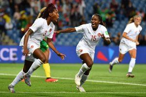 Coupe du monde feminine - CDM - syma news - foot - football - fff - Wendie Renard - Giulia Gwinn - Cristiane - Banini - Kumagai - Kadeisha Buchanan - Cameroun - Alex Morgan - Thailande - chili - suede - usa - pays bas - canada - nouvelle zelande - japon - angleterre - argentine - ecosse - bresil - italie - australie - jamaique - espagne - allemagne - chine - afrique du sud - france - norvege - nigeria - corée du sud