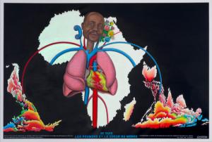 Fiac - FIAC 2019 - art - kunst - peinture - sculpture - design - art contemporain - art africain - syma news - florence yeremian - grand palais - Jennifer flay - cote d'ivoire - iran - japon - yayoi kusama - artistes - magnin - secteur lafayette - architecture