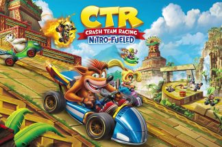 Crash Team Racing Nitro Fueled PS4 Xbox One Switch Sony jeu vidéo course objets kart Beenox Activision Crash Bandicoot Mario Maker 2 Nintendo Ubisoft Jugement SEGA Anno 1800