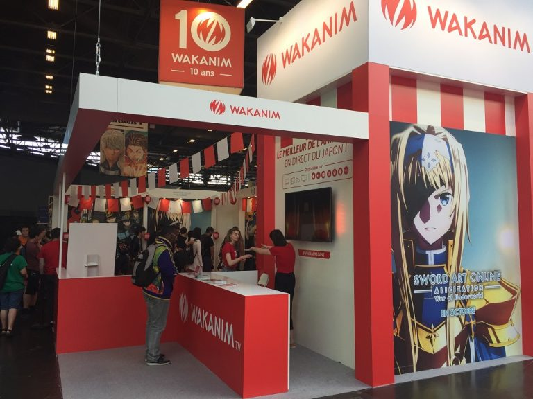 Crunchyroll Wakanim anime manga Japon animation japonaise sword art online alicization fire force fate El Melloi II case files Klab Bleac Brave Souls Love Live Idol School Kazuko Shibuya Final Fantasy jeu vidéo jeu de rôles pokémon switch nintendo fist of the north star ken le survivant sega yu suzuki shenmue III playstation 4 PC