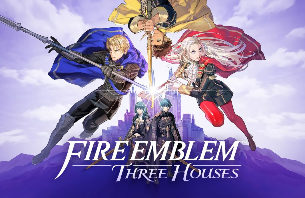Fire Emblem Three Houses Nintendo Switch Sony PS4 Pro Baseball Spirits 2019 PSVita Bandai Namco God Eater 3 Square Enix Dragon Quest Builders 2 Wolfenstein Bethesda RPG JRPG jeu de rôles ventes