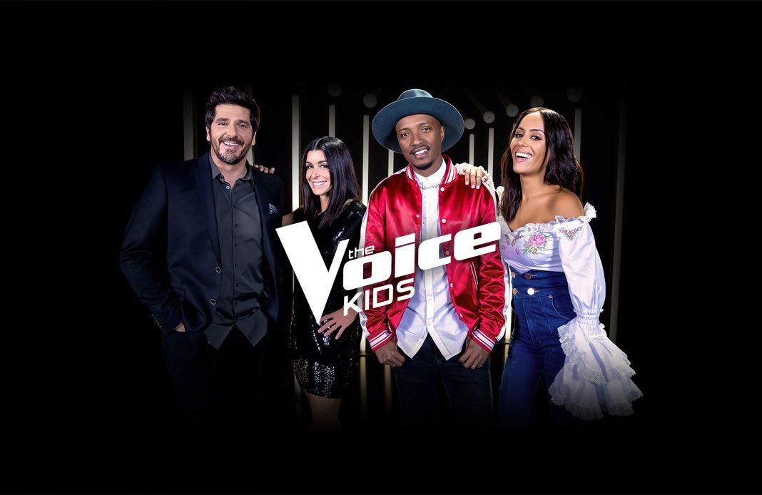 The voice kids une