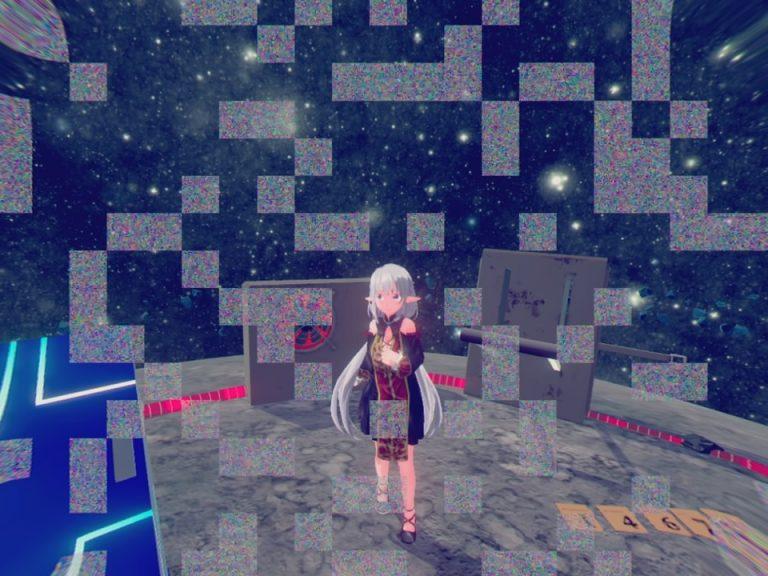 Tale of the Fragmented Star Forgevision VR réalité virtuelle PSVR Playstation PS4 kawaii réflexion casse-tête énigmes
