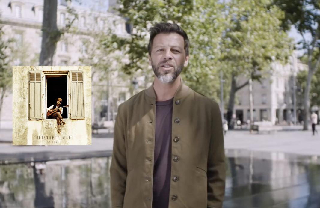 Christophe Maé - Les Gens - Single - Retour - Clip