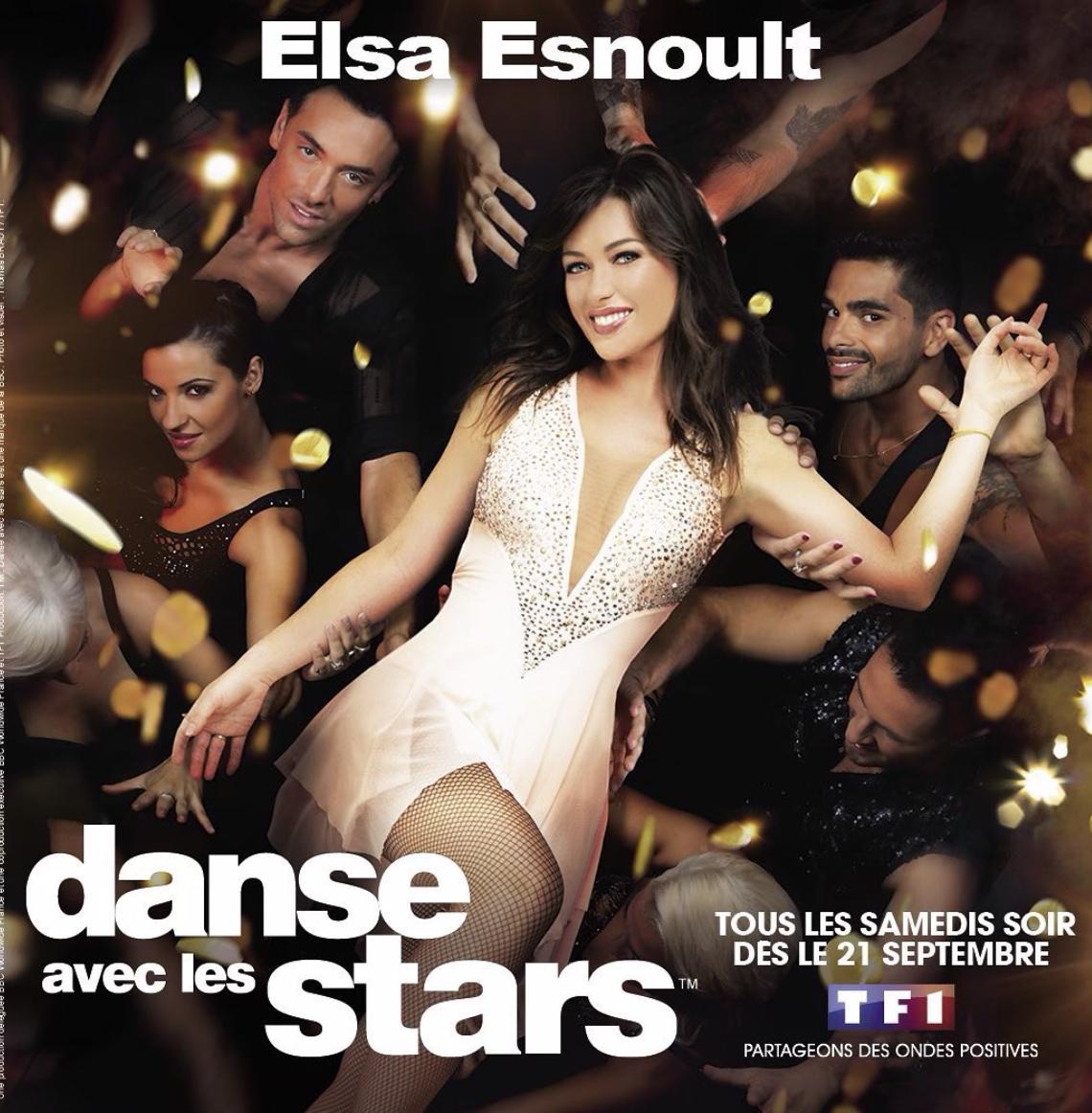 Elsa Esnoult - DALS 10 - DALS - Danse Avec Les Stars 10 - Danse Avec Les Stars - TF1 - Anthony Colette