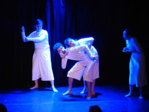 Fushigi - ian Parizot - Again production - Theatre de Nesle - Théâtre - Syma News - Florence - Miyazaki