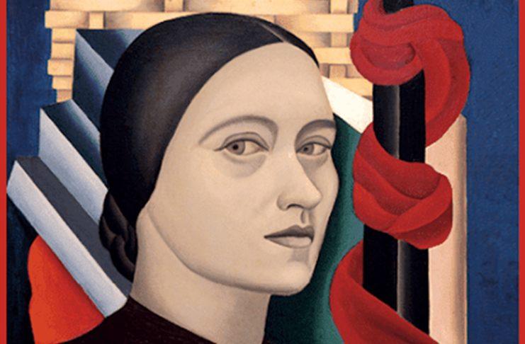 Nadia Leger - léger - Fernand Léger - peintre -artiste - bielorusse - russe - communiste - PC - URSS - Soviétique - propagande - artcurial - Aymar du Chatenet - expo - exposition - huile - gouache - autoportrait - musée - exhibition - syma news - florence yeremian