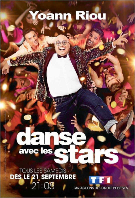 Yoann Riou - DALS 10 - DALS - Danse Avec Les Stars 10 - Danse Avec Les Stars - TF1 - Emmanuelle Berne