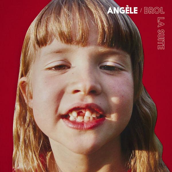 Angèle - Brol la suite - pochette - réédition