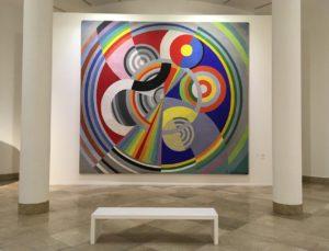 Hans Hartung - syma news - art - musée d'art moderne- mam -musée - expo - exposition - raoul dufy - matisse - delaunay - syma news - florence yeremian