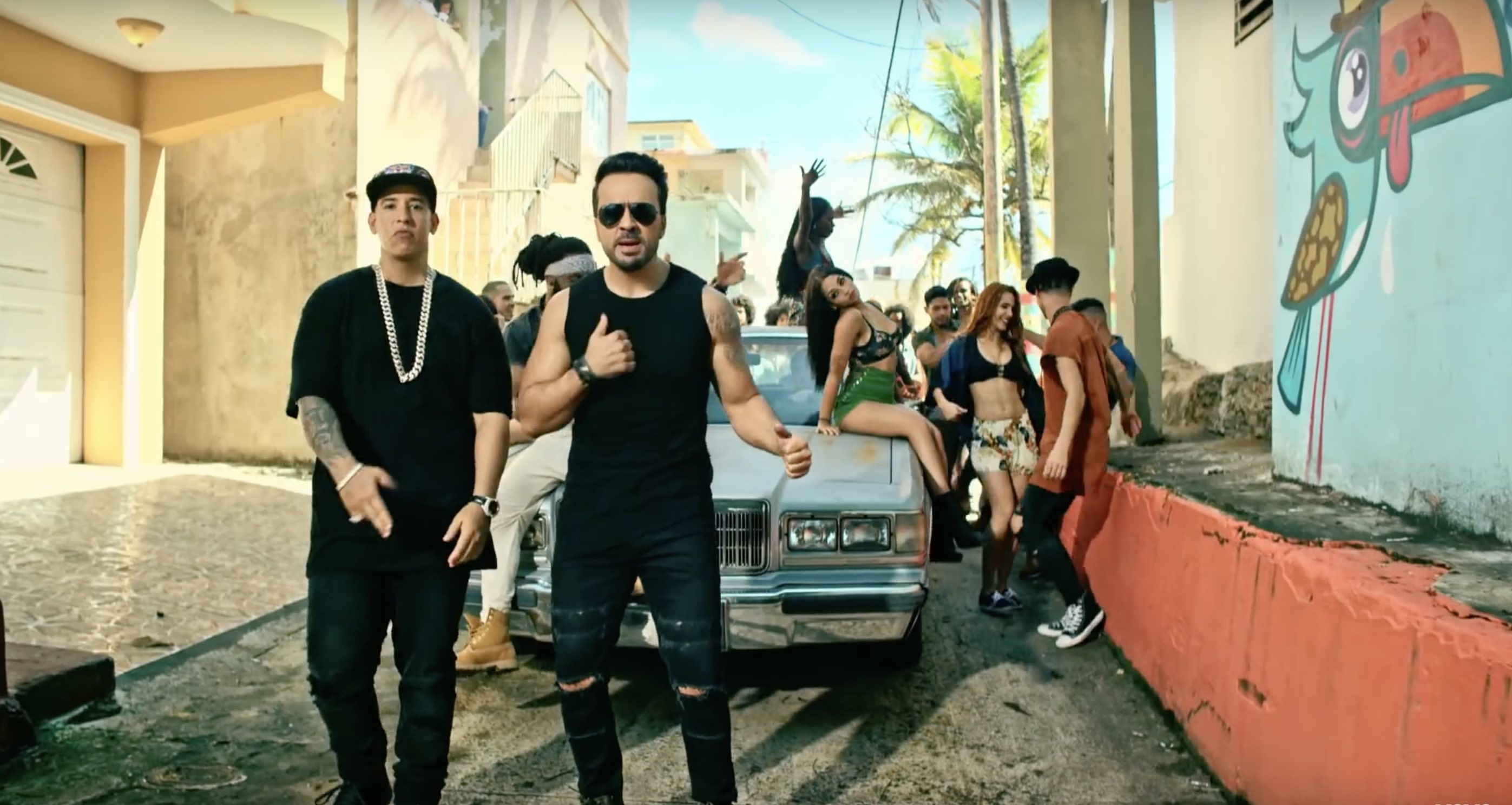 Despacito - Luis Fonsi - clip - Youtube - Vevo -