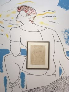 FIAC - art - Grand Palais - art contemporain - syma news - florence yeremian - gagosian - cocteau - yayoi kusama - Ugo Rondinone - Glenn Brown - Eric Fischl - Yan Pei Ming - Gideon Rubin - Claire Morgan - Sean Landers - arte - kunst - moderne -sortir - paris - foire d'art contemporain - FIAC 2019