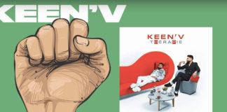 Keen'V - Pour y arriver - Thérapie - réédition - pochette