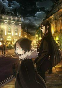 El Melloi II cases Fate Zero animé Luvia Waver Reines Gray Wakanim Aniplex suspense enquete servant humour