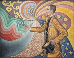 Félix Fénéon - Feneon - art - peinture - expo - exposition - musee de l'orangerie - orangerie - paris - kunst - arte - syma news - florence yeremian - seurat - signac - modigliani - matisse - collectionneur - pointillisme - neo-impressionnisme