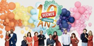 Scènes de ménages - 10 ans - anniversaire - M6