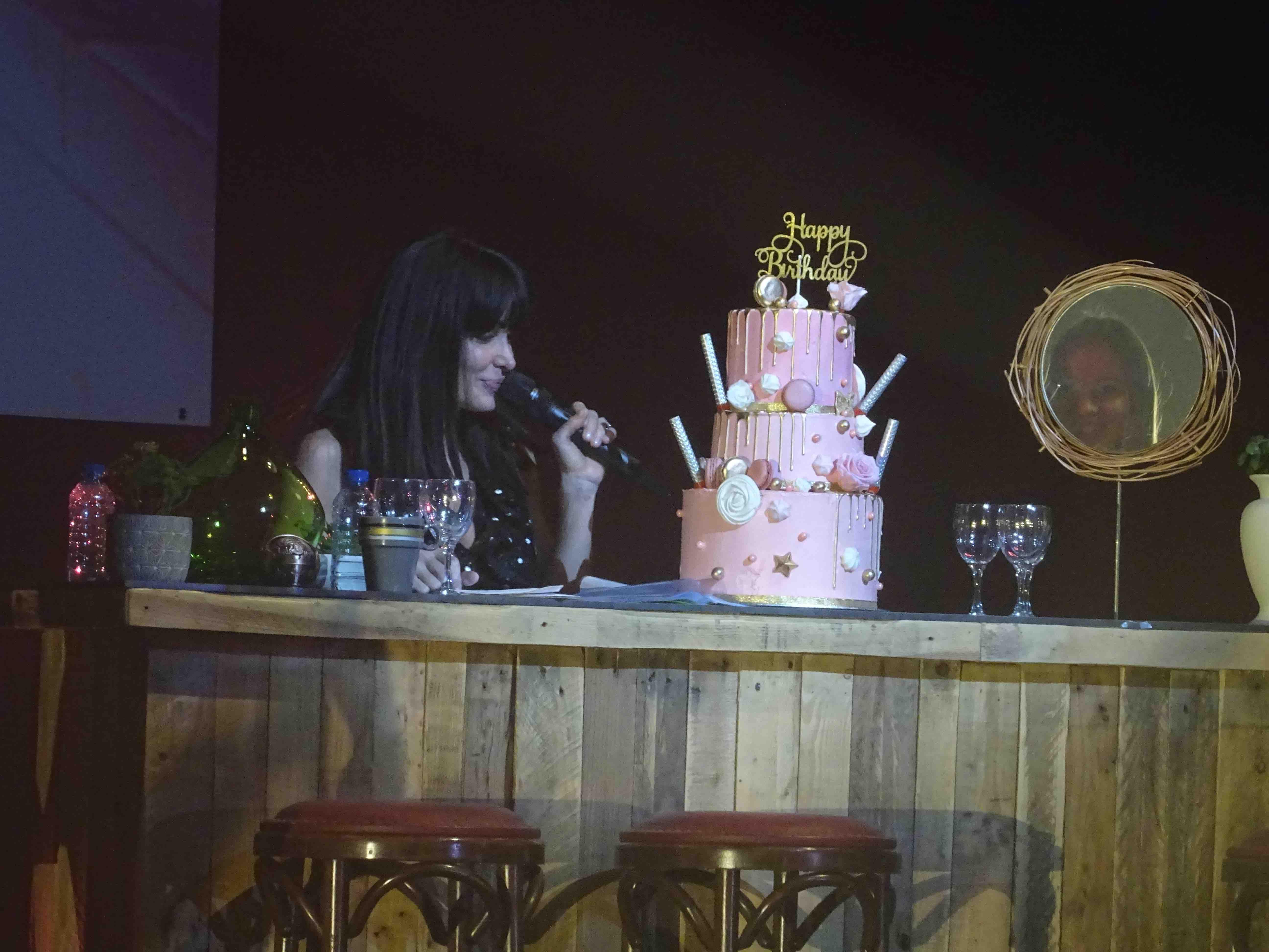 Jenifer - Jenifer fête son anniversaire - concert - Seine musicale - Boulogne Billancourt