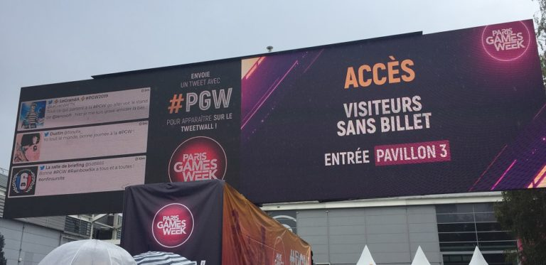 paris game week 2019 fairy tail watchdogs legion final fantasy 7 remake dragonball 7 kakarot one punch man a hero nobody knows nioh 2 koeitecmo gust bandainamco sony microsoft PS4 XboxOne jeu vidéo salon manga