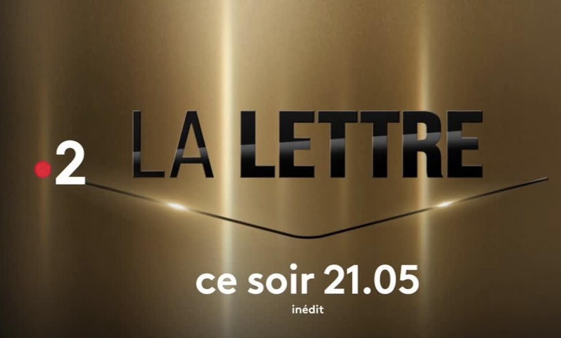 La Lettre - France 2 - Sophie Davant