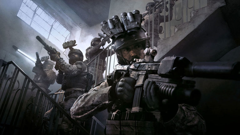 Ghost Recon Breakpoint Call of Duty Modern Warfare Ubisoft Activision PS4 XboxOne Switch Nintendo Ring Fit Adventure Luigi NIS Disgaea Electronic Arts EA Battlefield DICE mobile smartphone console