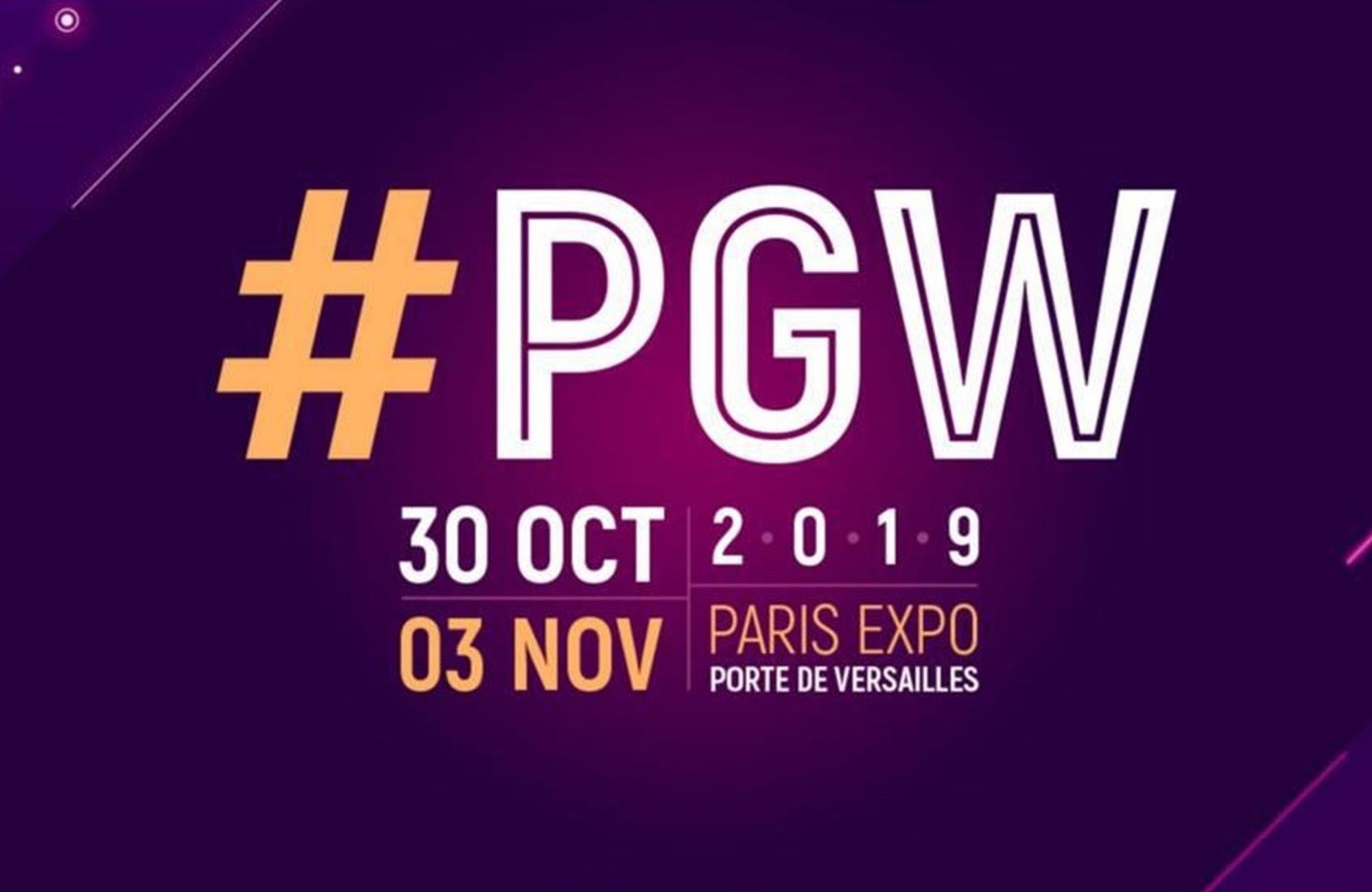Paris Games Week 2020.Paris Games Week 2019