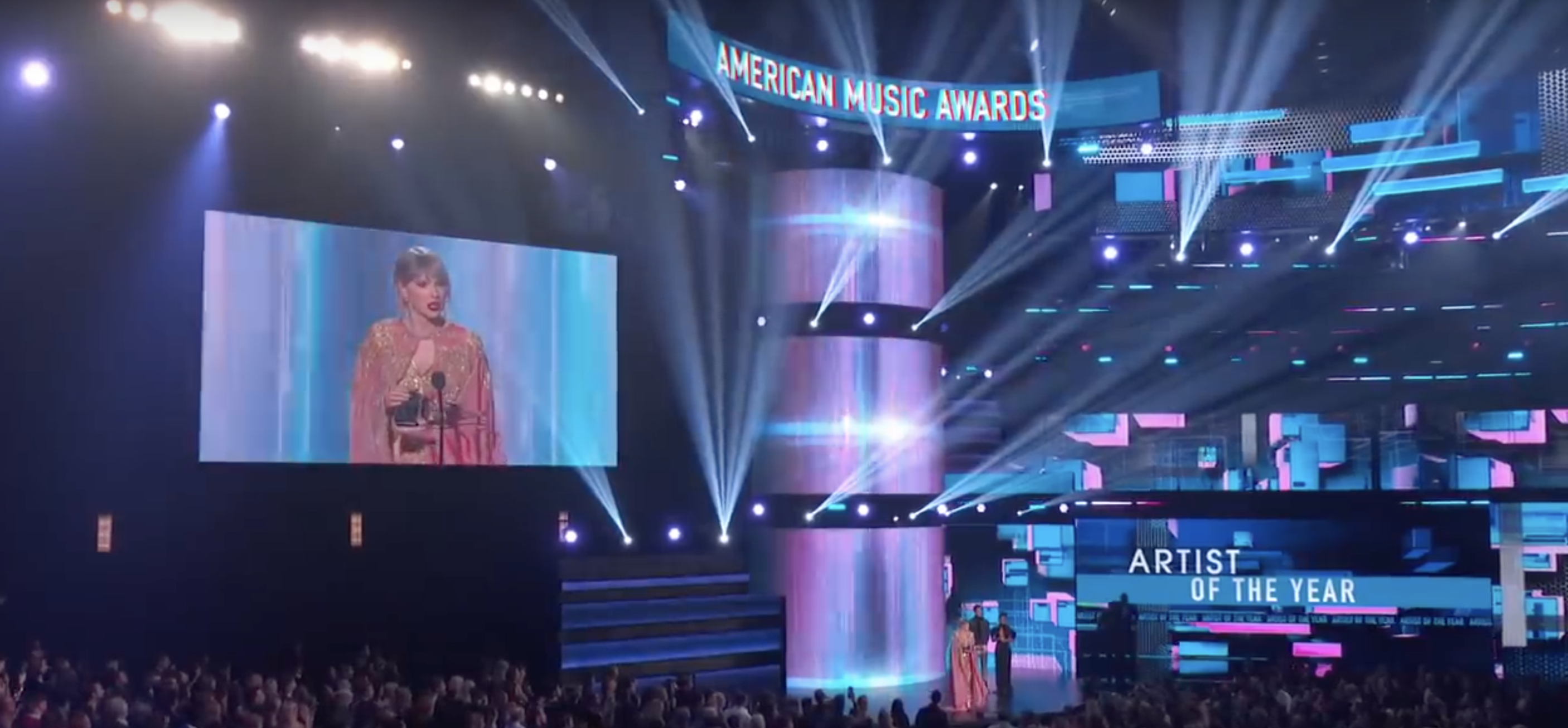 Taylor Swift - AMAS - American Music Awards - American Music Awards 2019 -