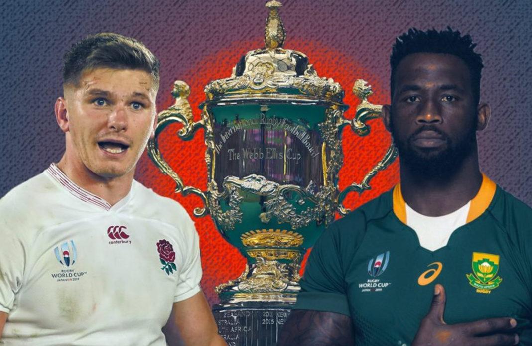 coupe du monde - rugby - angleterre - afrique du sud