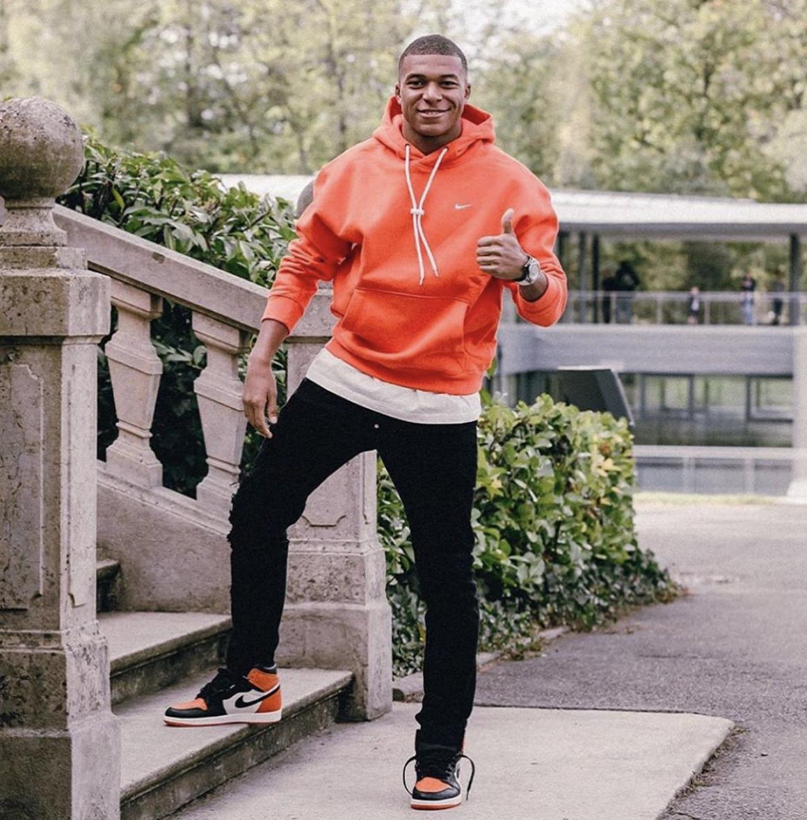Kylian MBappé - personnalités préférées français 2019 - sportif - foot