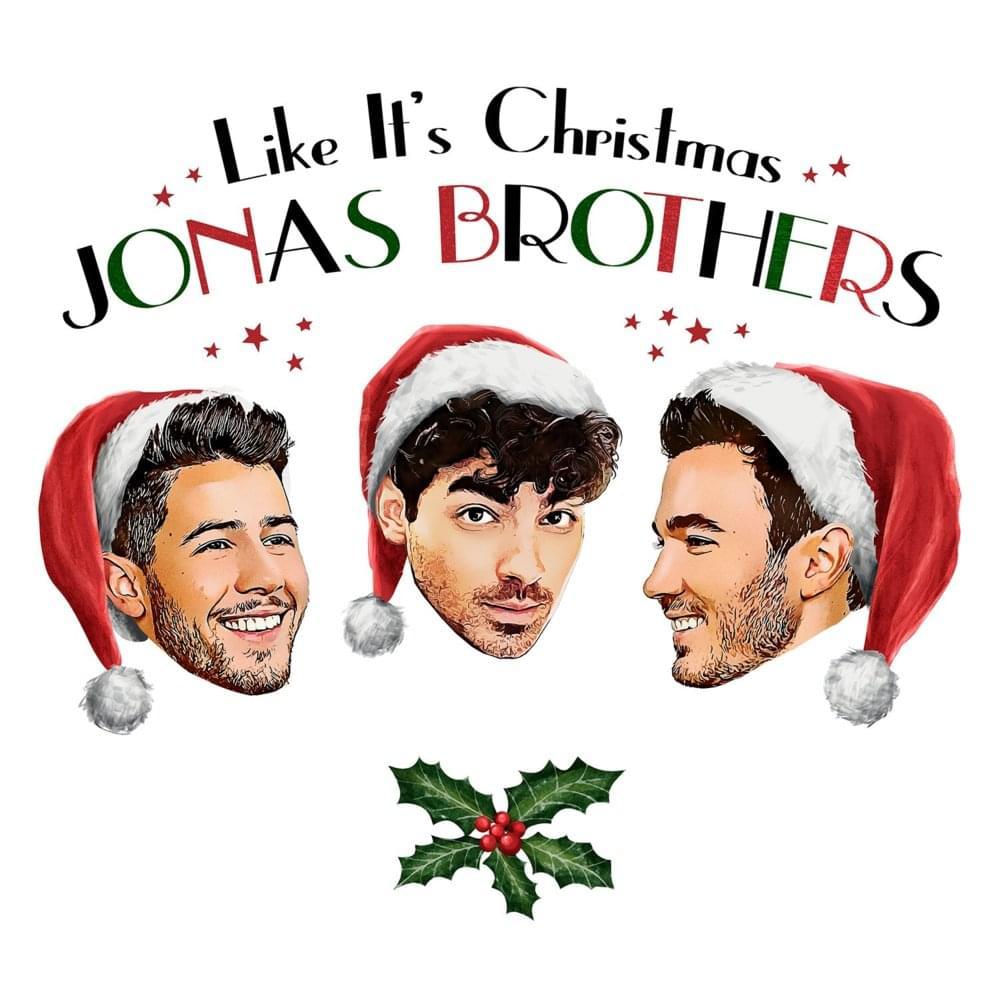 Jonas Brothers - Like It's Christmas - Tube - Noël