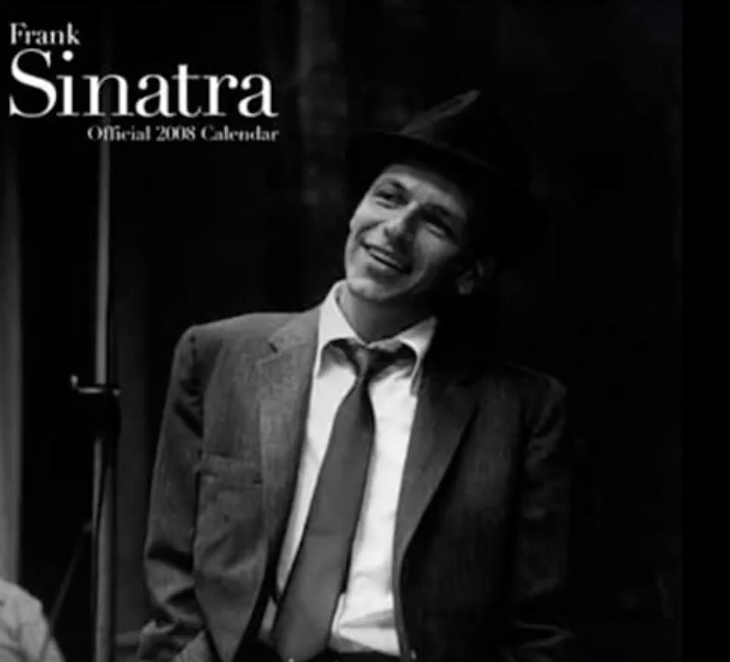 Let it's snow - Frank Sinatra - tube - Noël