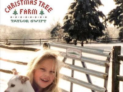 Taylor Swift - Christmas tree farm - tube Noël