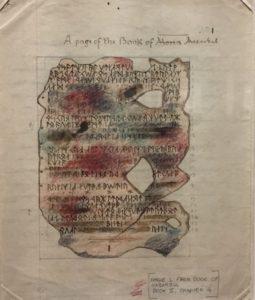 Tolkien - BNF - Expo - Exposition - Le seigneur des anneaux - bilbo le hobbit - syma news - florence yeremian - Fantasy - livre - exhibition - dragon - sauron -Bibliotheque Nationale