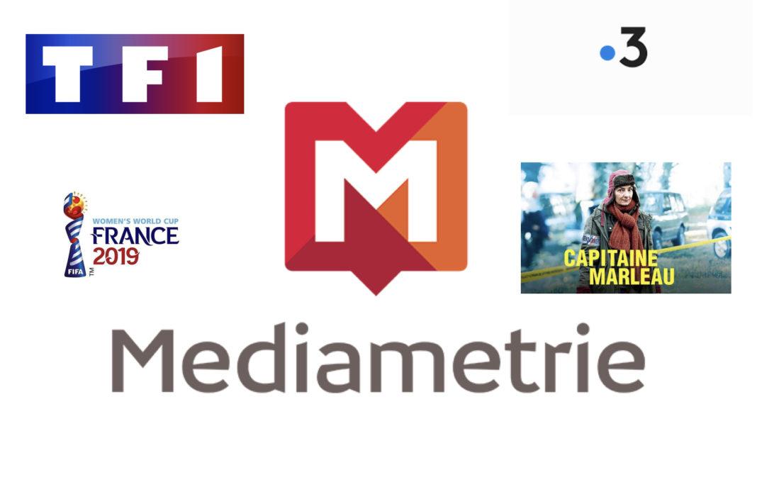 Top audience TV - audiences TV 2019 - classement - TF1 - France 3 - Fictions - Sport