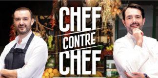 Chef contre chef - M6 - Jean François Piège - Cyril Lignac
