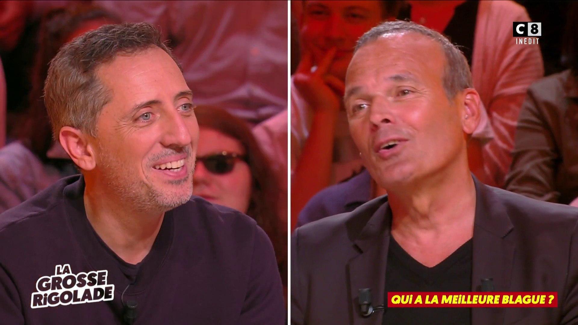 La grosse rigolade - C8 - Cyril Hanouna - Laurent Baffie - Gal Elmaleh