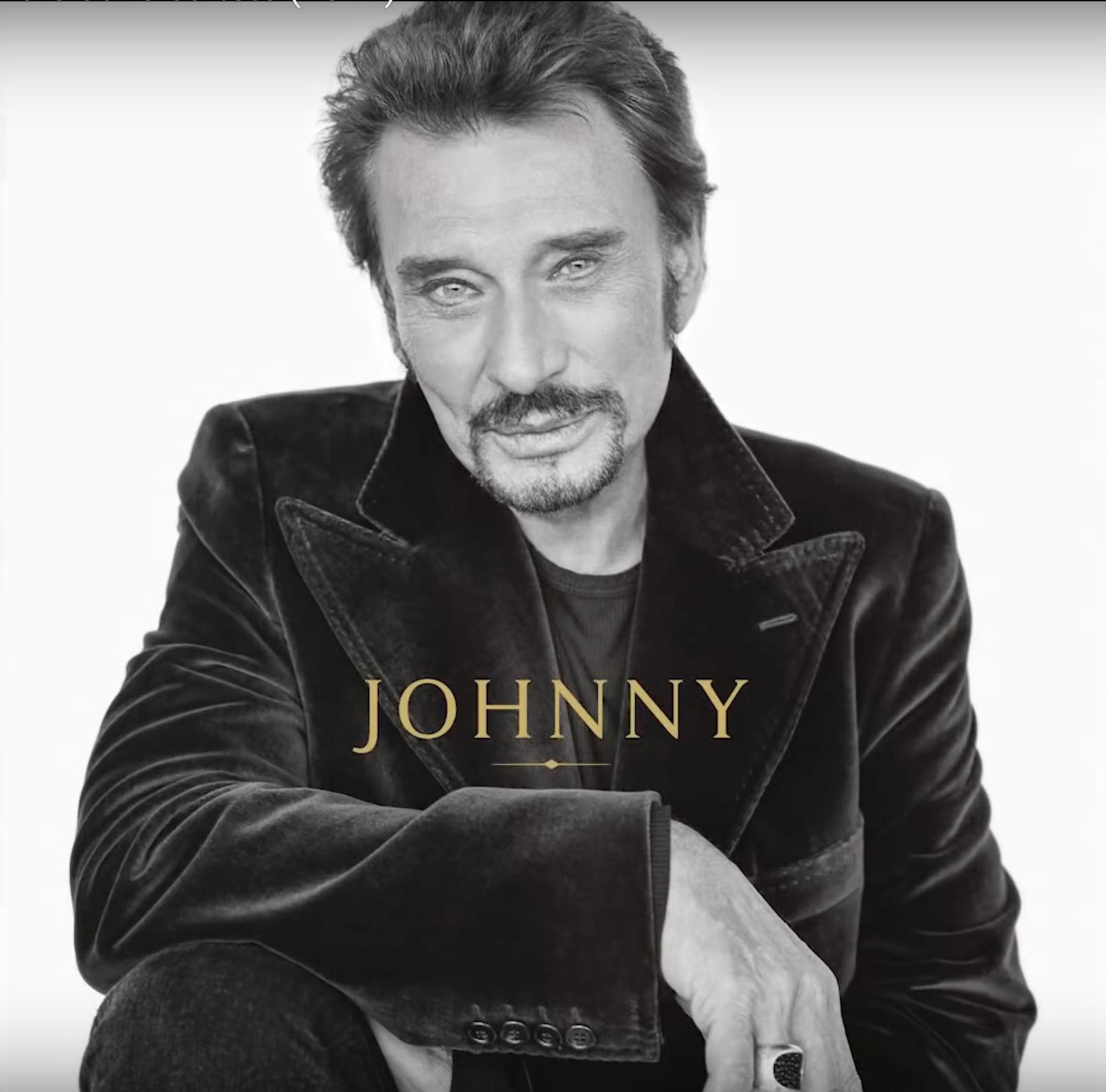 Johnny Hallyday - Johnny - album symphonique - top albums 2019