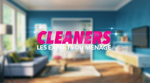 Cleaners les experts du ménage - TFX - divertissement - télé réalité - ménage